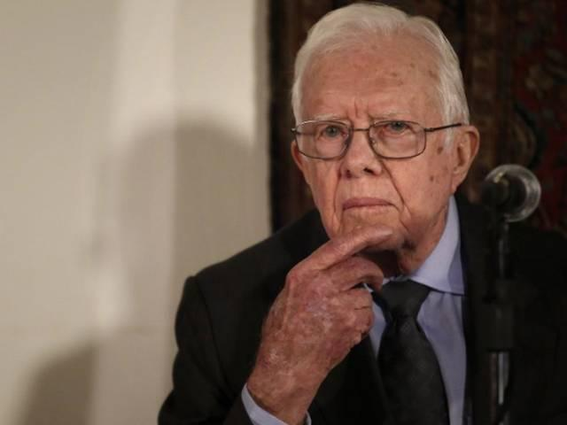 jimmy carter suffers from cancer