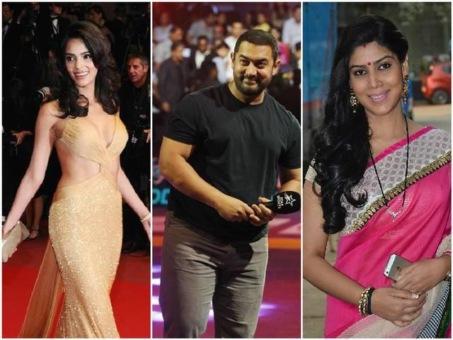 Sakshi Tanwar to play Aamir Khan's wife in Dangal
