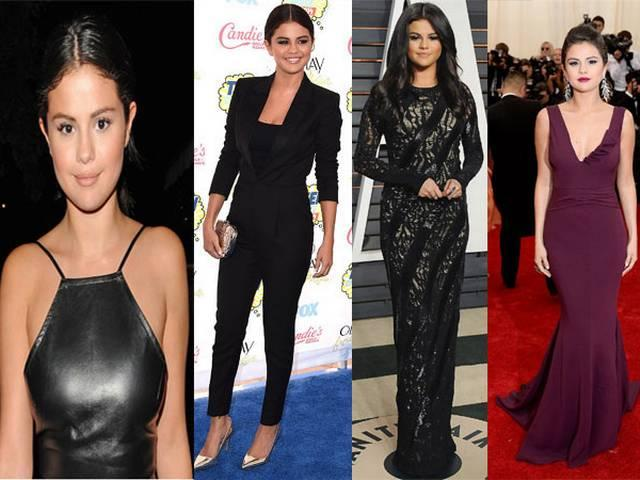 Selena Gomez Style Clothes & Outfits