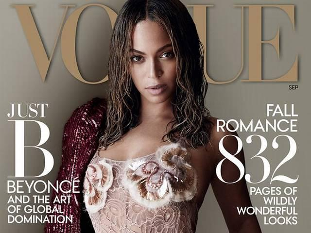 Beyonce's Vogue September 2015 Issue