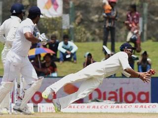 Ajinkya Rahane breaks world record in India vs Sri Lanka 2015