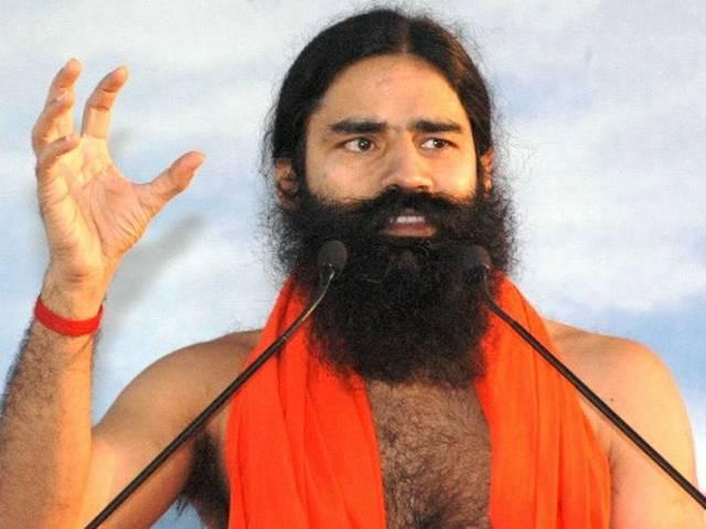 baba ramdev commits two spellings mistakes while talking about own language