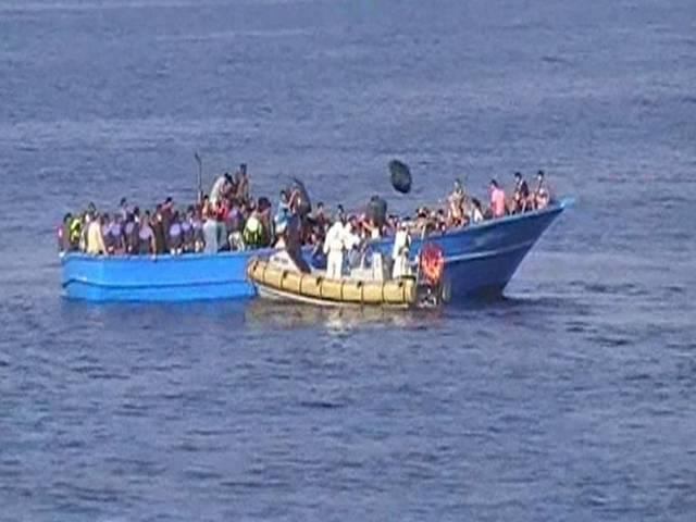 40 migrants die at sea trying to get to Italy