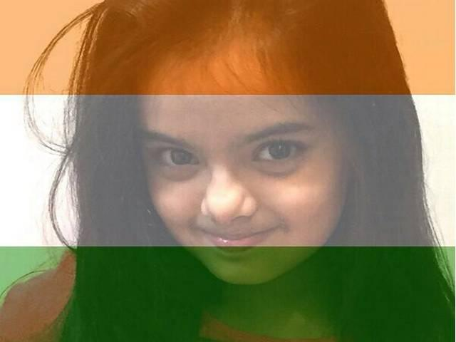 LITTLE 'RUHI' DEDICATES A BIRTHDAY SONG TO INDIA ON INDEPENDENCE DAY