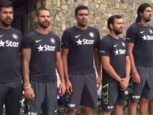 Team India-Sri Lanka Cricket Team_Virat Kohli_R Ashwin_Amit Mishra
