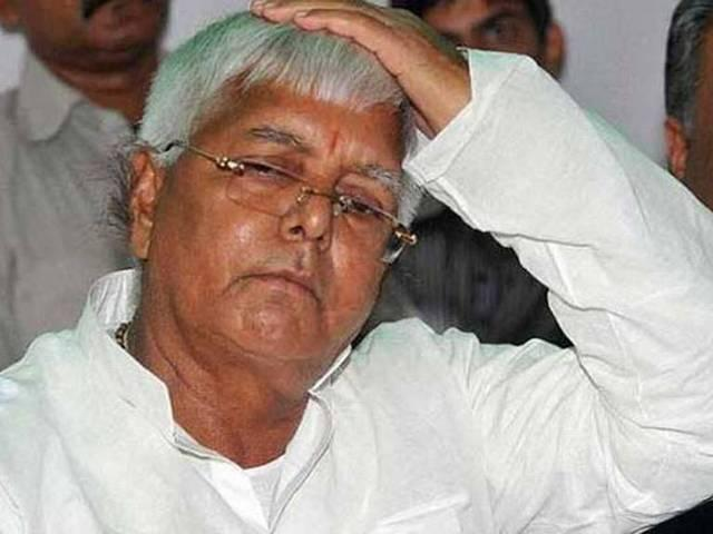 SC issues notice to RJD chief lalu