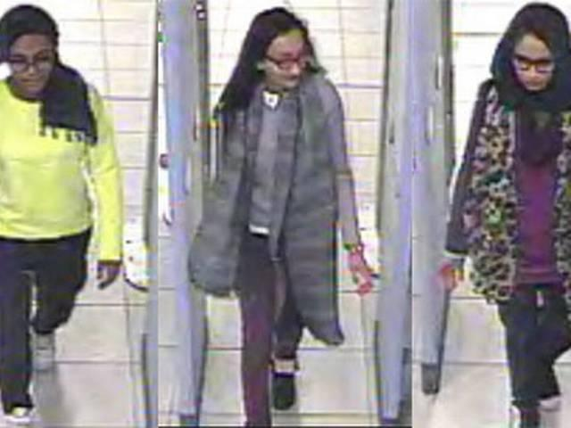 Jihad and Girl Power: How ISIS Lured 3 London Teenagers