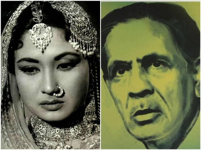 When Urdu poet Firaq left a mushaira on seeing Meena Kumari!