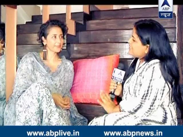 Manisha Koirala makes comeback with 'Chehere'; reveals 'hope to adopt a child'
