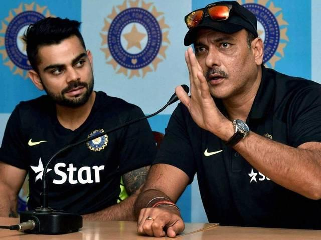 We won't change our style of play: Ravi Shastri