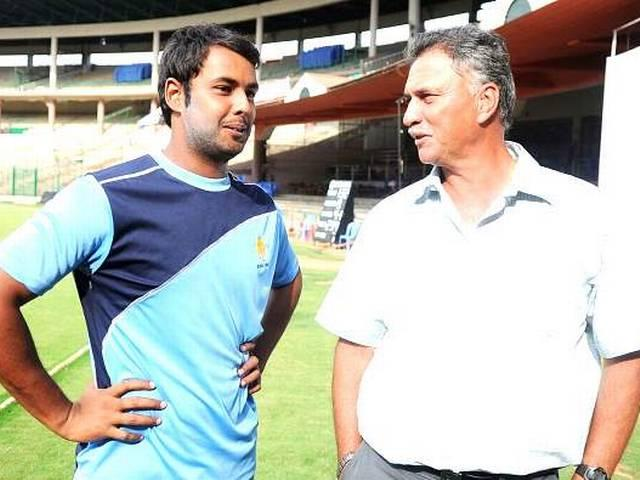 Like Father, Like Son: For Stuart Binny, History Repeats Itself After 30 Years