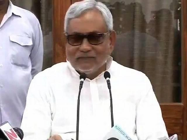 Bihar Elections: Giving 1.25 lakh crore to Bihar is just like getting black money back, Nitish Kumar reacts to PM Modi's claims