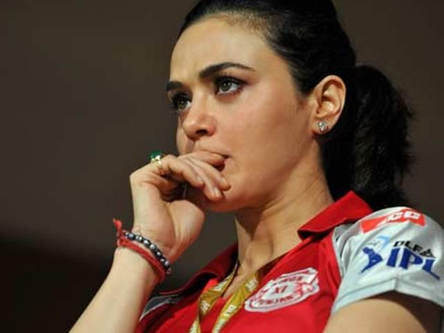 Some of my players may have been linked to suspicious activity: Preity Zinta