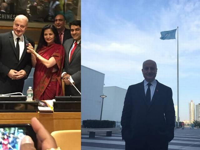 Anupam Kher named advocate for UN's 'HeForShe' campaign