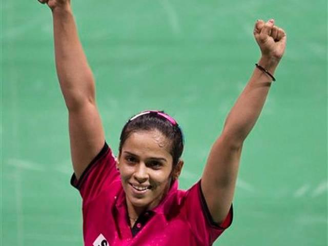 Saina Nehwal World's Number 1 Badminton player Badminton Players Position