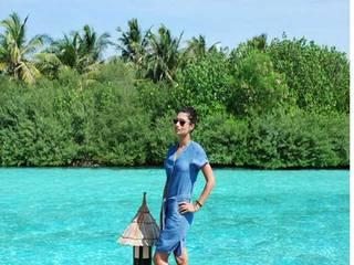 Manoj Tiwary spending holidays with wife Sushmita Roy in maldives