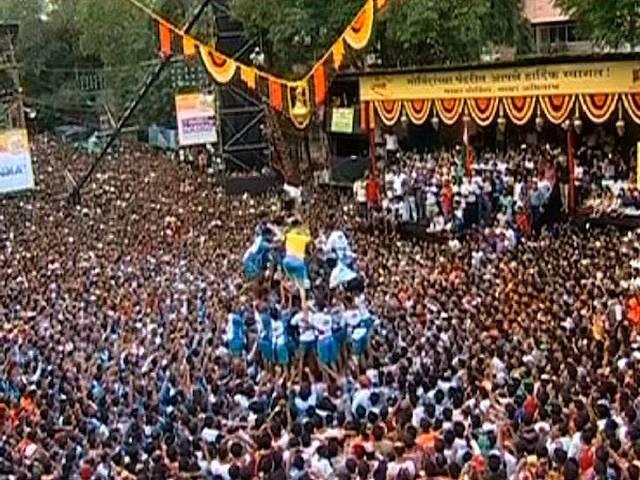 NCP MLA Jitendra Awhad cancels dahi handi event in Thane