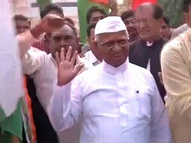 Anna Hazare given Z-plus security after threat letter