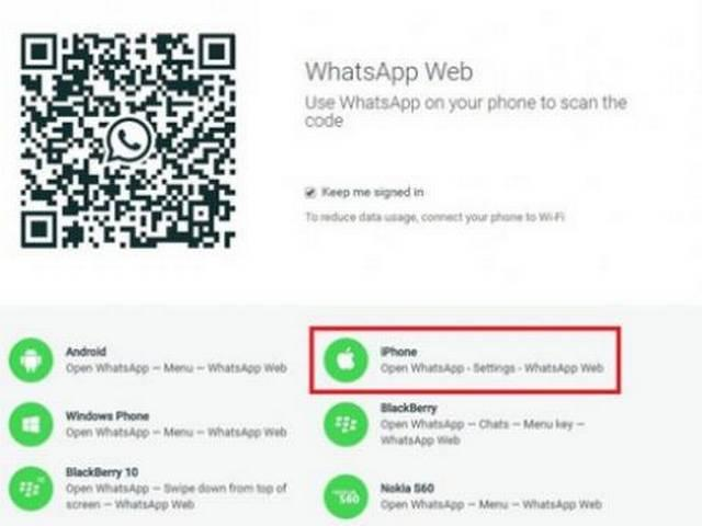 WhatsApp rollout its web version for ios
