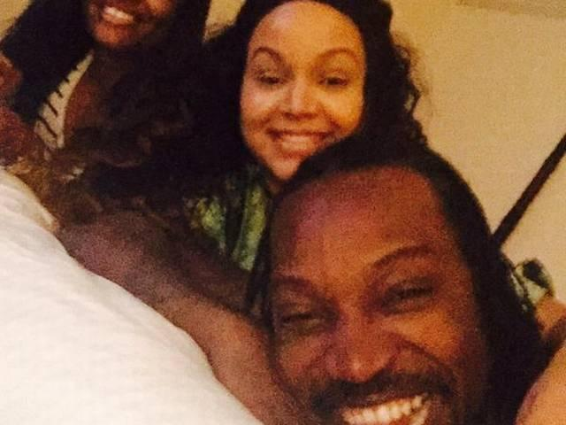 Chris Gayle Getting special treatment from nurses