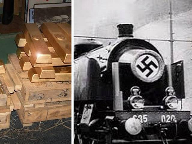 Men claim to find Nazi train loaded with treasure in Poland