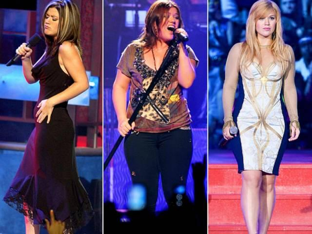 Celebrities With Fluctuating Weight loss and gain