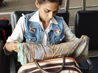 Cops puzzled by woman who waited outside Mumbai airport for 10 days