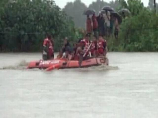 Assam flood: Eight persons killed, over six lakh affected
