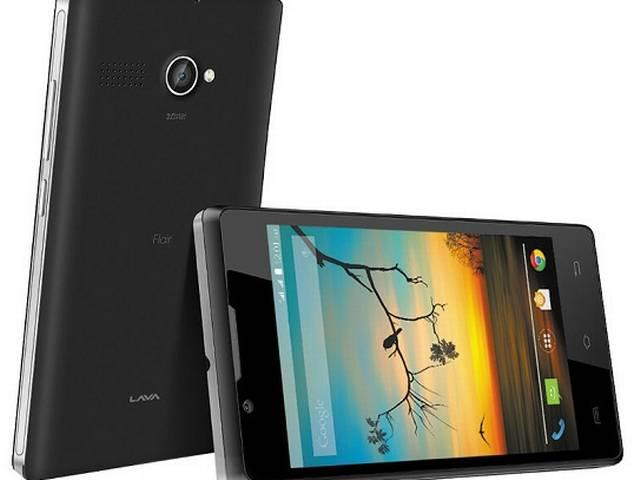LAVA LAUNCHED ITS SMARTPHONE