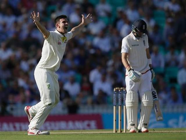last time Ashes series scoreline read 3-2 in favour of England was in 1903/04