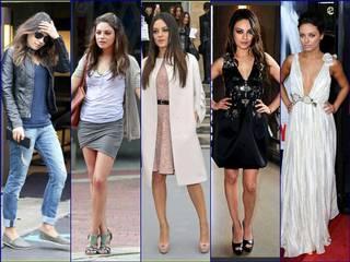 The Most Stylish Female Celebrities