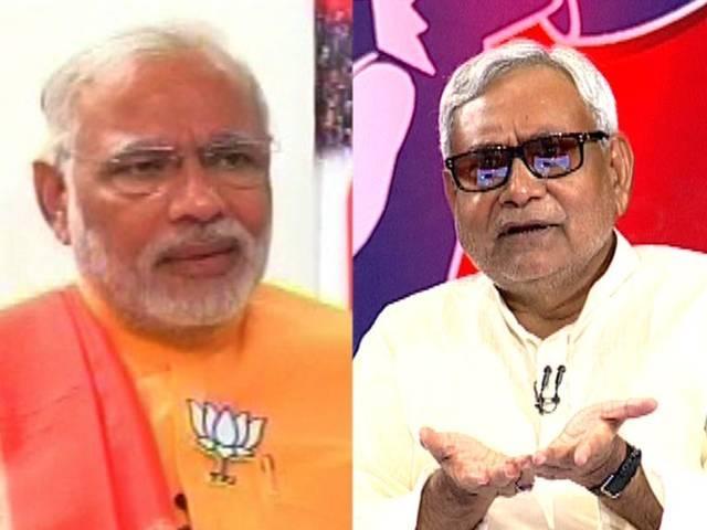 nitish kumar comment on pm narendra modi