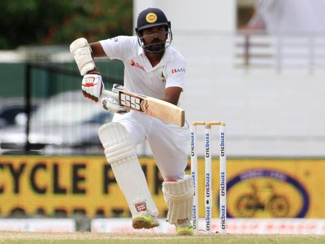 Lahiru Thirimanne fined for dissent