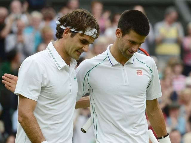 Djokovic eyes history in Cincinnati Masters final against Federer