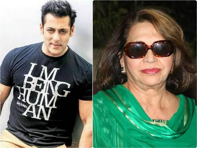 salman khan and helen relationship