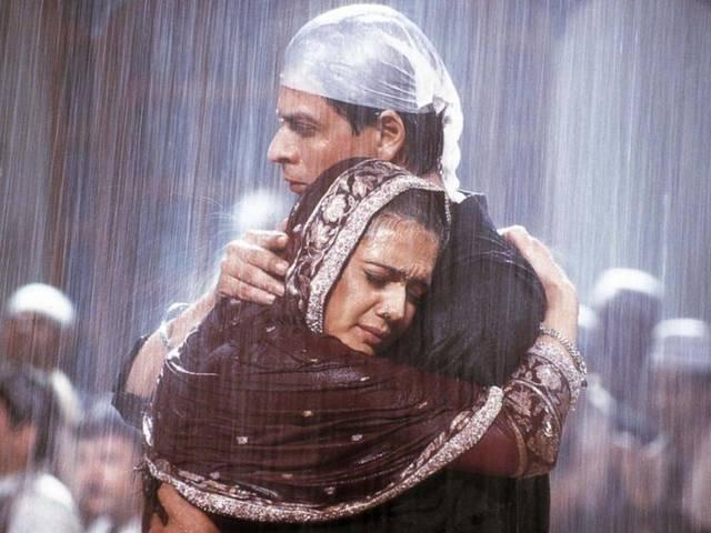 SRK, only actor who can make me cry :Preity Zinta