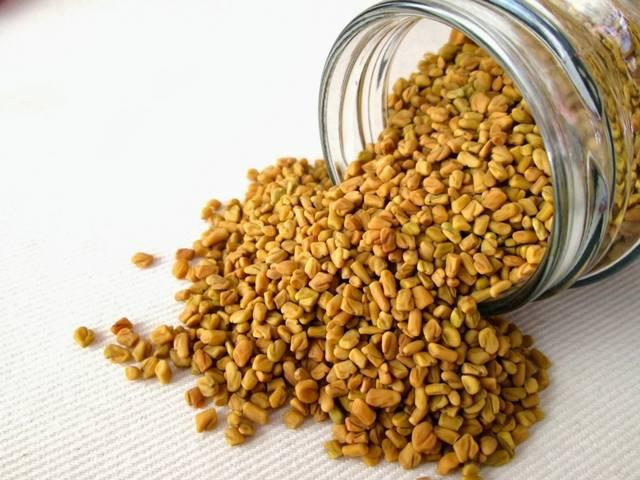 Ways to Get Rid of Hair Loss with Fenugreek Seeds