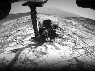 "Life on Mars? Nasa's Rover didn't capture ""woman"""