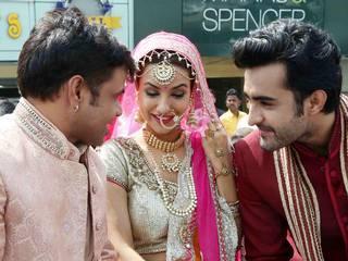 Promotion of film Baankey Ki Crazy Baraat