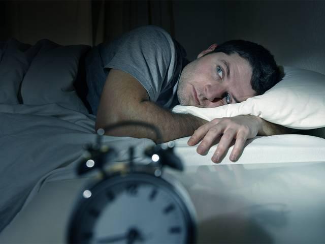 Lack of sleep kills a man's sex drive