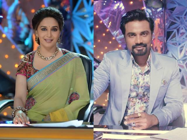 Madhuri dixit to be in Dance plus