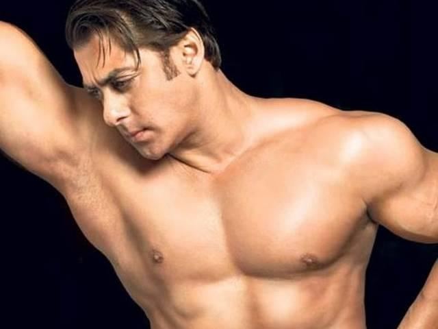 Arbaz khan on gym