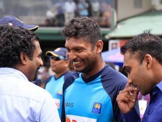 Kshema Sangakkara wrote that his son could have done more than what he did in his international cricket career