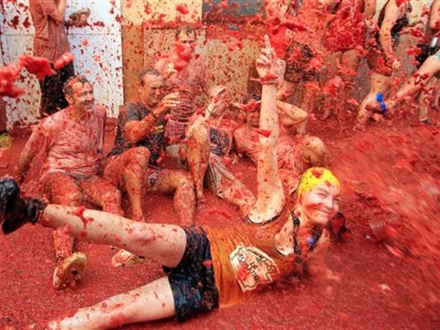 La Tomatina: Google marks 70th anniversary of Spain's iconic fest
