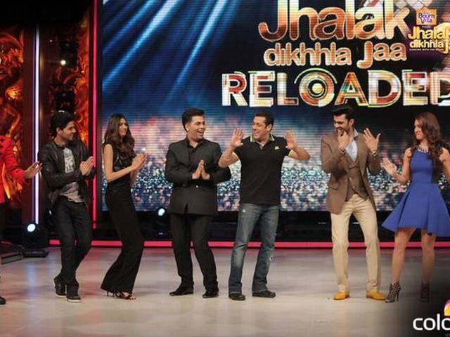 Karan Johar Leaves Jhalak