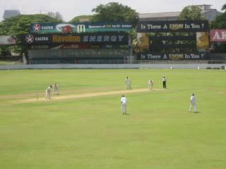Sri Lanka's unbeaten SSC streak