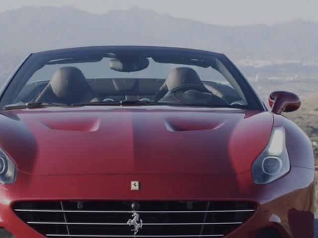 Ferrari California T launched for Rs 3.4 crore
