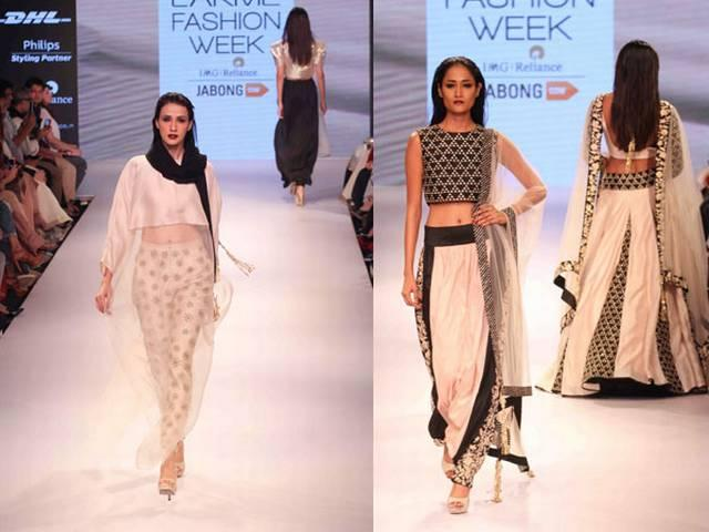 Lakme Fashion Week: Nimrat Kaur dazzles as showstopper for Payal Singhal