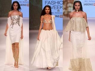 Nikhil Thampi showcases modern, mythical collection at Lakme Fashion Week