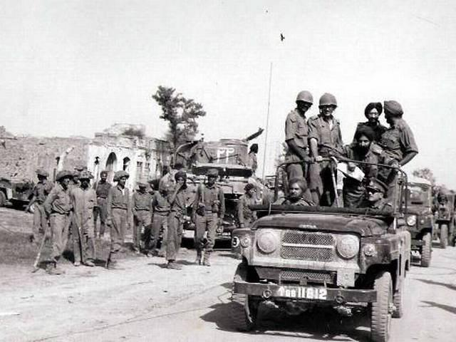 Indo-Pak war 1965 : important facts